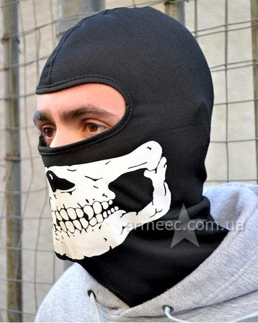 Балаклава Black Skeleton M3