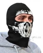 Балаклава Black Skeleton Call of Duty M4