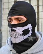 Балаклава Black Skeleton M1
