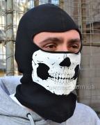 Балаклава Black Skeleton M2