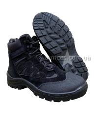 Ботинки демисезонные Armour Black