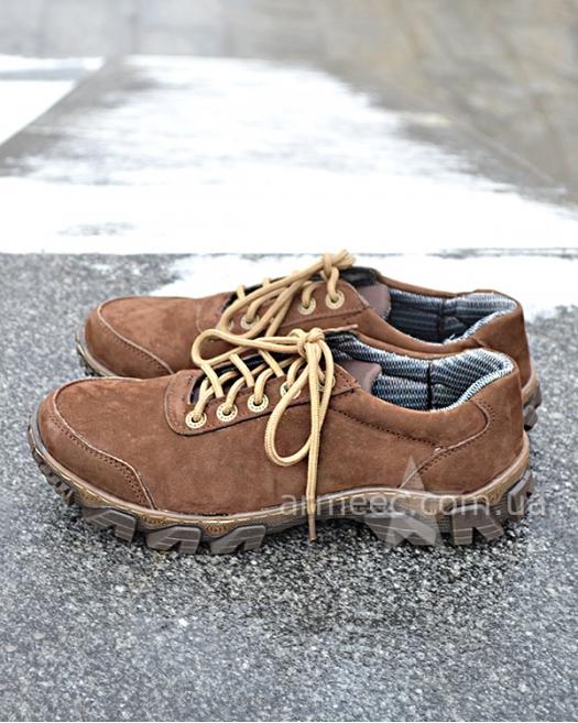 Кроссовки Dark Brown Gore-Tex