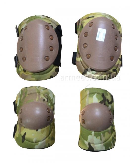 Комплект налокотники наколенники 4039 (НГ) МТР