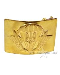 Бляха с гербом золотая A2, ВДВ
