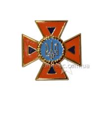 Кокарда ГСЧС Украины