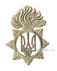 Кокарда Национальной Гвардии Украины-2