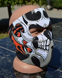 Лицевая маска Tribal Skull G1