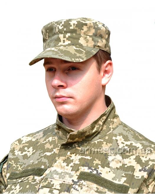 Кепка-немка Пиксель ЗСУ/ВСУ