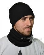 Шапка Ascent Black B1