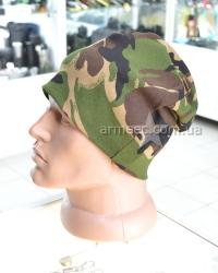 Трикотажная шапка демисезонная DPM