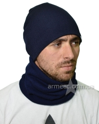 Бафф синий №2