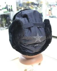 Шапка Полиция Black-4