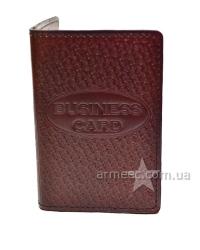 Обложка для банковских карточек и визиток , визитница 5938-1