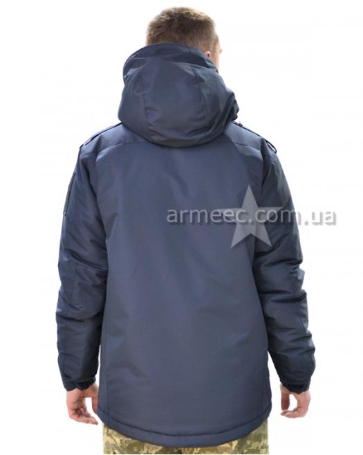Полицейская куртка Dark Blue-1