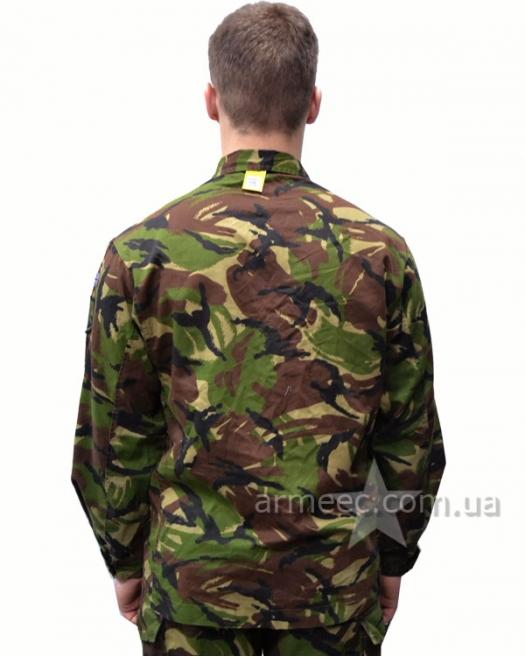Рубашка тактическая (китель) DPM