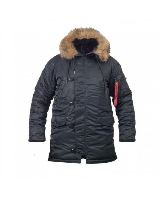 Куртка Аляска Black