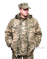 Камуфляжная куртка пилот Пиксель ЗСУ