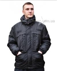 Куртка Полиция Trunk Black-1