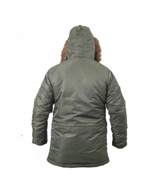 Куртка Аляска Olive