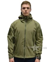 Куртка софтшелл (softshell) олива