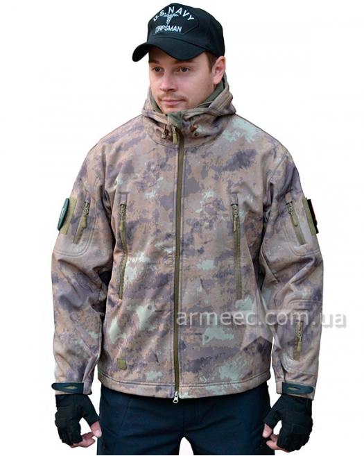 Куртка софтшелл (Soft Shell) A-tacs