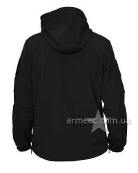 Куртка софтшелл (softshell) черная А1