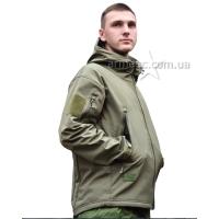 Куртка Softshell Olive PS-1