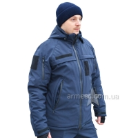 Куртка Softshell Winter Dark Blue