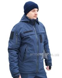 Куртка Softshell Winter Dark Blue