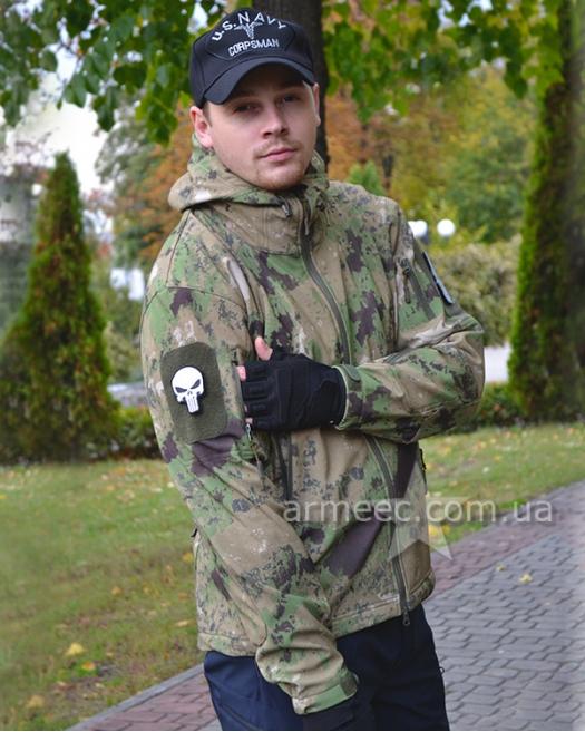 Куртка софтшелл (Soft Shell) A-tacs FG