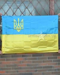 Флаг Украины А6