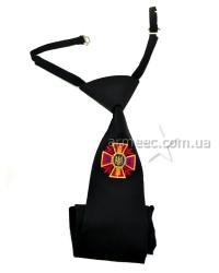 Форменный галстук ДСНС А1