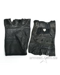 Перчатки кожаные C1