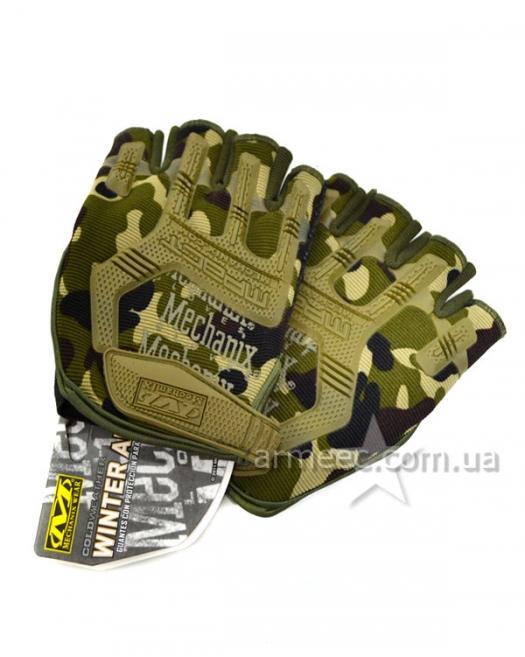 Перчатки Mechanix Flektarn Black C1