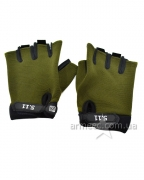 Перчатки 5.11 Olive C2