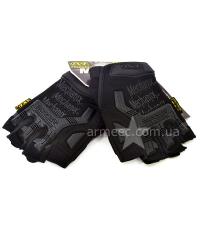 Перчатки Mechanix Black C1