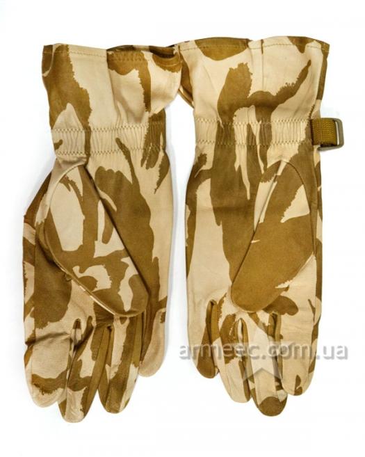 Кожаные перчатки DDPM C2