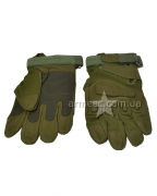 Перчатки тактические Blackhawk Olive O1