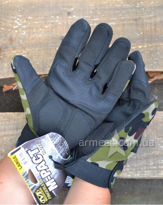 Перчатки Mechanix Камуфляж