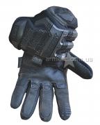 Перчатки Mech MPACT Black