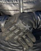 Перчатки Mechanix M-PACT Black-1