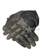 Перчатки Mechanix M-PACT Black-1