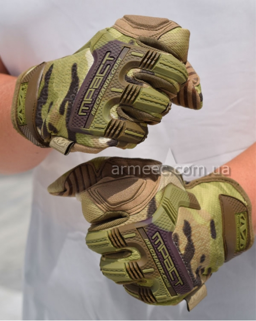 Перчатки Mechanix M-PACT MTP-1