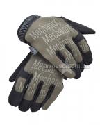 Перчатки Mechanix Olive-2