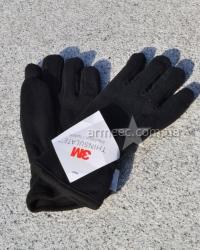 Перчатки Reis Thinsulate Black