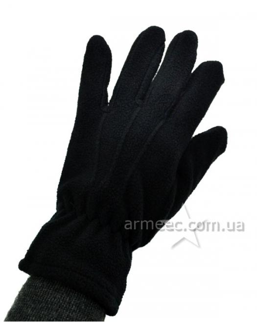 Перчатки Флис Черные Reis