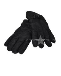 Перчатки с мехом R1