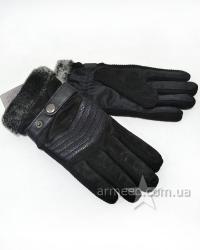 Перчатки утеплённые Black А3