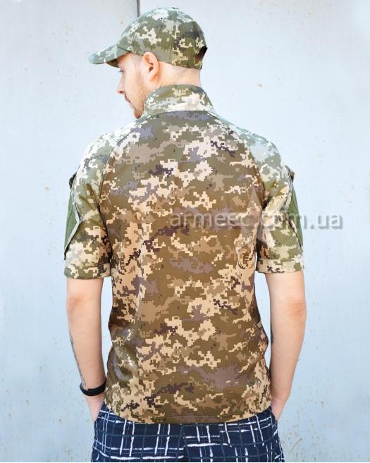 Убакс Pixel, боевая рубашка-2