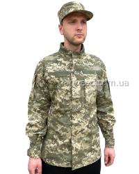 Уставной китель Пиксель ЗСУ